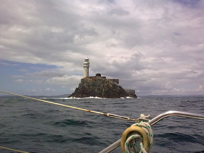 Fastnet Rock from E